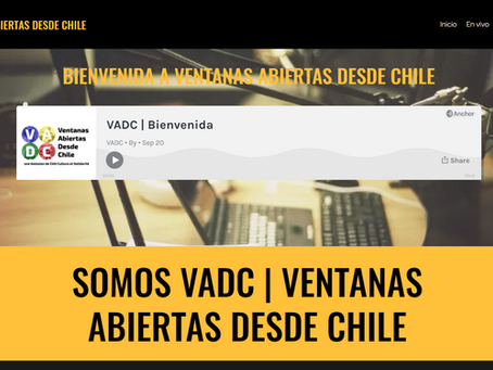 Podcast | VADC: Création du Site, Réalisation de Podcasts et Diffusion