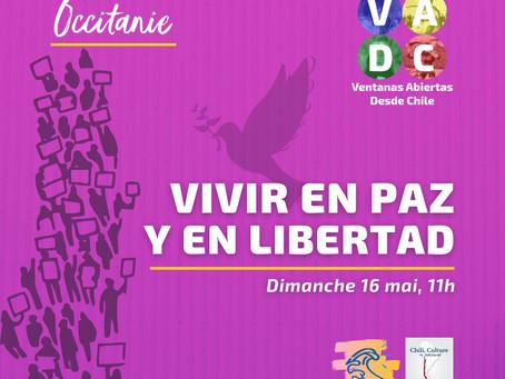 VADC #22 | Vivir en paz y en libertad