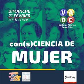 Podcast   VADC #19 y #20 - Con(s)ciencia de mujer
