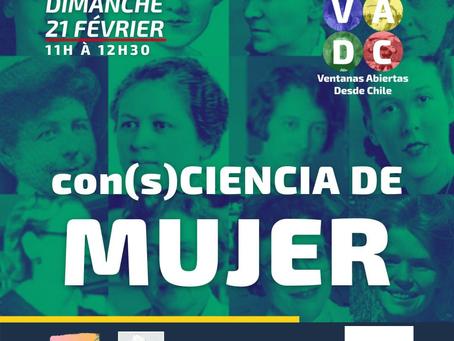 Podcast | VADC #19 y #20 - Con(s)ciencia de mujer