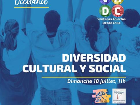 VADC #24 | Diversidad cultural y social