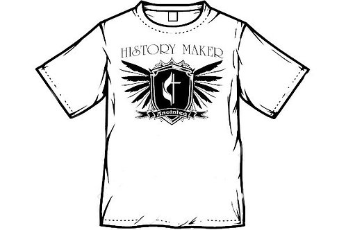 HistoryMaker White Tee