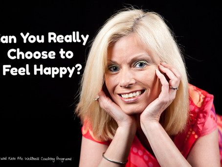 Can You Really Choose to Feel Happy?
