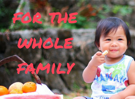 Making Whole Food a Family Affair