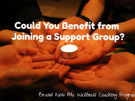 Could You Benefit from Joining a Support Group?