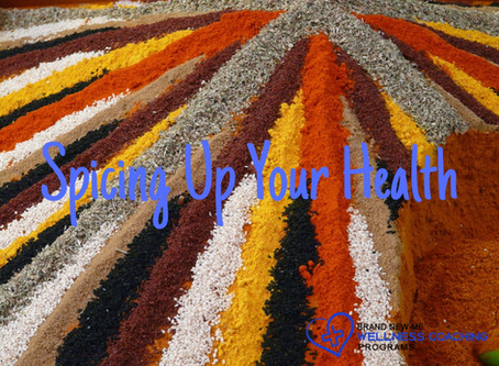 Spicing Up Your Health