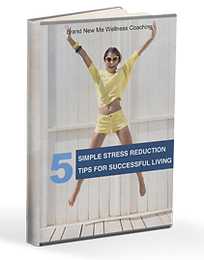 Free E-Book: 5 Simple Stress Reduction Tips for Successful Living