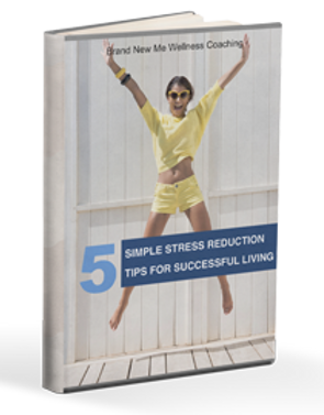 3 Simple Stress Reduction Tips for Successful Living ebook
