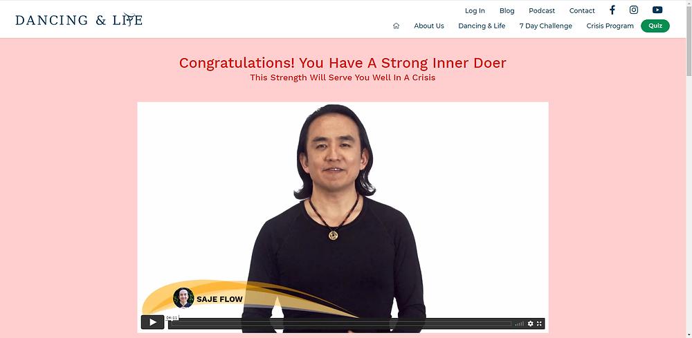 Strong Inner Doer