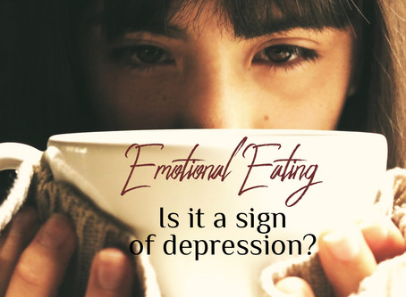 Is Emotional Eating a Sign of Depression?