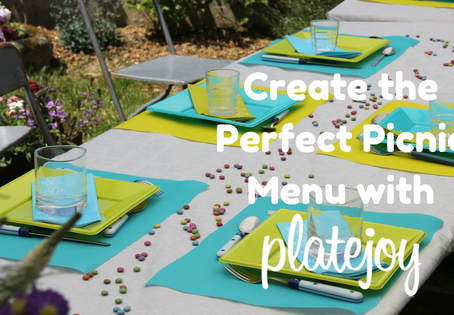 Create the Perfect Picnic Menu with PlateJoy