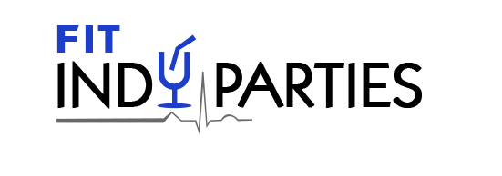 Fit Indy Parties logo
