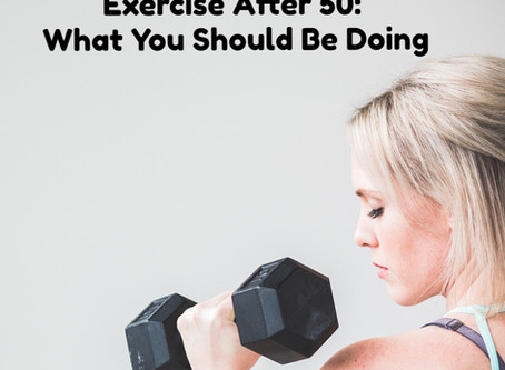Exercise After 50: What You Should Be Doing