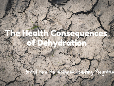 The Health Consequences of Dehydration