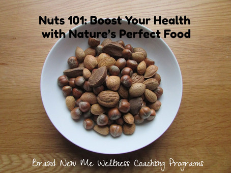 Nuts 101: Boost Your Health with Nature's Perfect Food