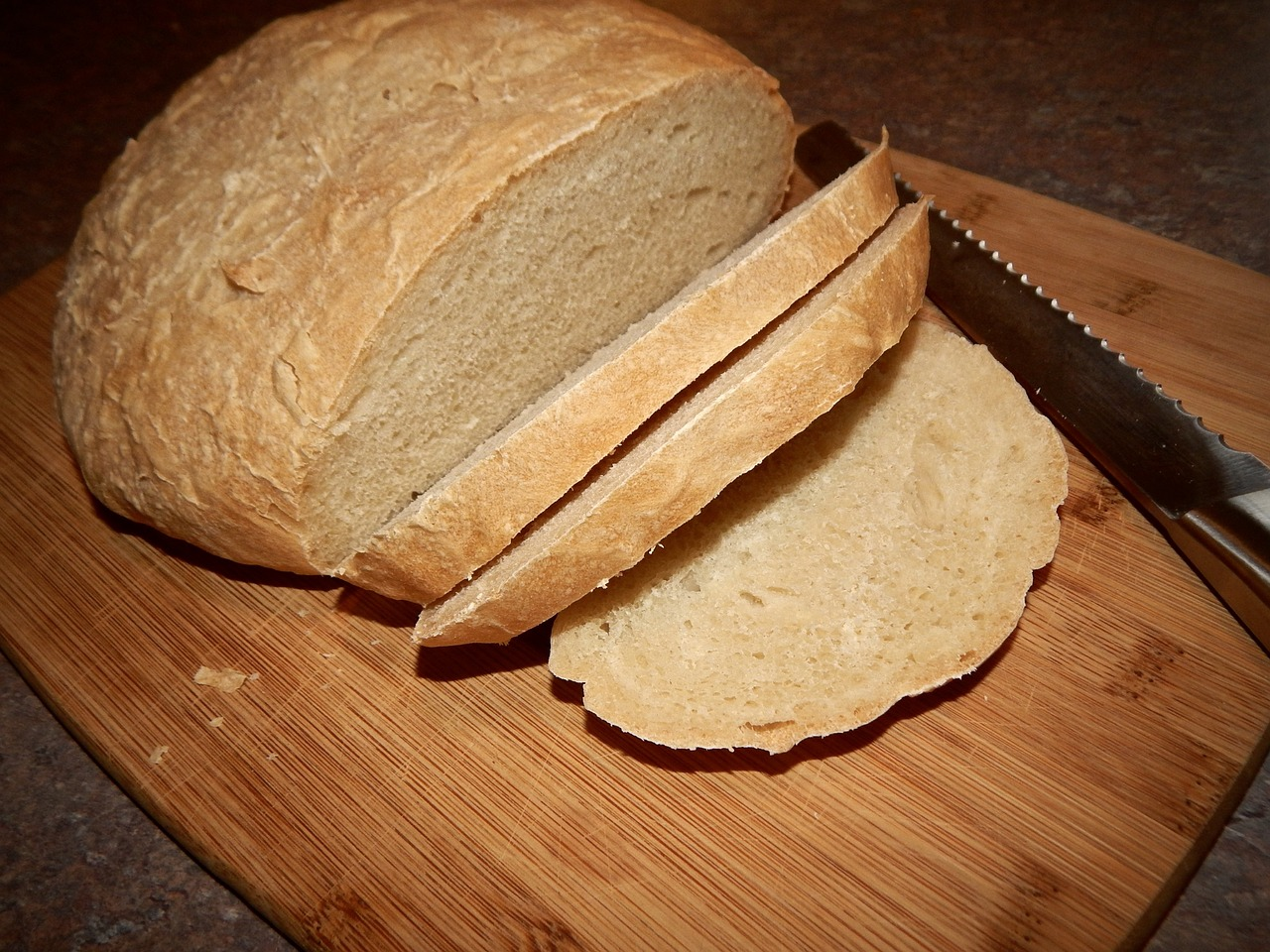 This is the best bread for you to eat because this bread helps the most with digestion.