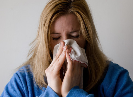 Cold and Flu Season is Upon Us:  How's Your Gut Function?