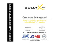 BollyX Low Impact Instructor Certification
