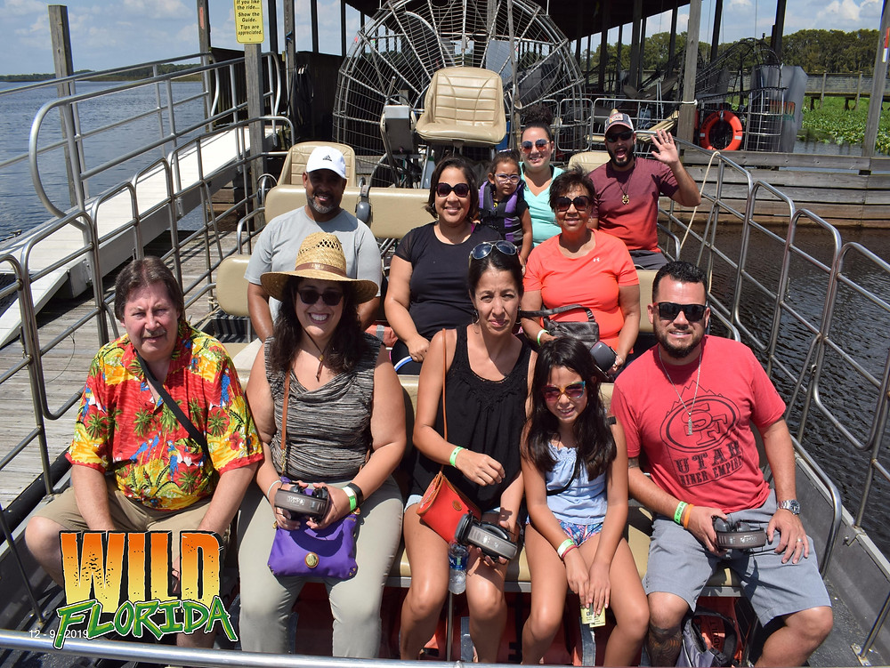 Wild Florida Airboats