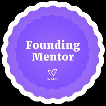 Wisdo Founding Mentor