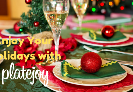 Enjoy Your Holidays with PlateJoy