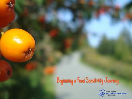 Beginning a Food Sensitivity Journey