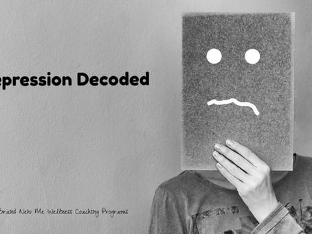 Depression Decoded