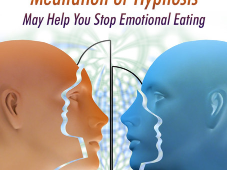 Meditation or Hypnosis to Stop Emotional Eating