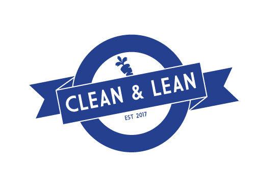 Clean & Lean Logo