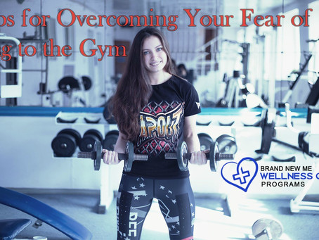 9 Tips for Overcoming Your Fear of Going to the Gym