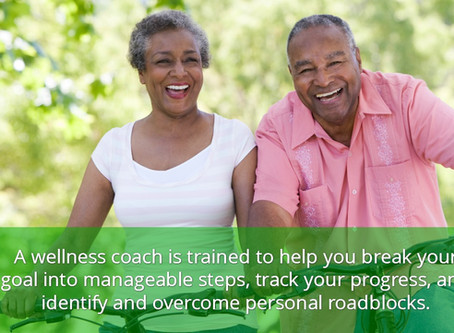 Do You Need a Wellness Coach?