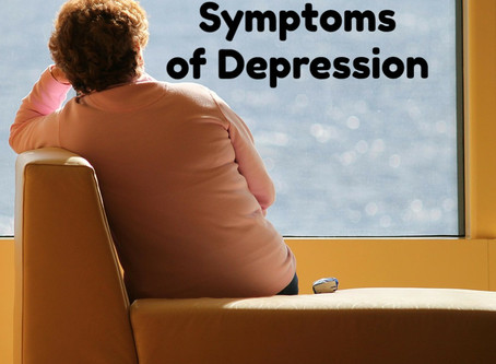 10 Signs & Symptoms of Depression
