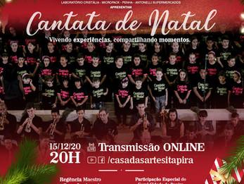 CANTATA DE NATAL 2020