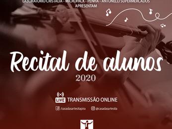 Recital de Alunos 2020