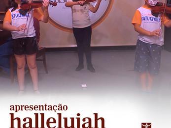 Casa das Artes - Hallelujah