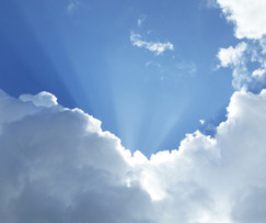 O sistema fotovoltaico funciona em dias nublados?