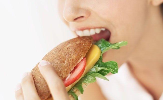 uma boa mastigação ajuda para levar uma vida saudável
