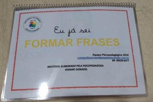 """PROMOÇÃO! - 03 Materiais: Forme Frases, Português 1 e """"Dona Aranha"""""""