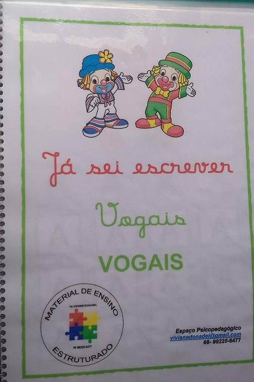 KIT Educação Infantil 2 (04 materiais)