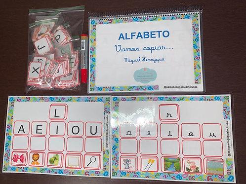 Cópia do Alfabeto
