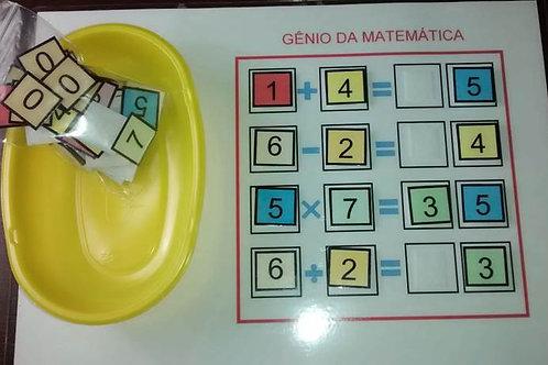 Gênio da Matemática