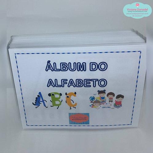 Álbum do Alfabeto