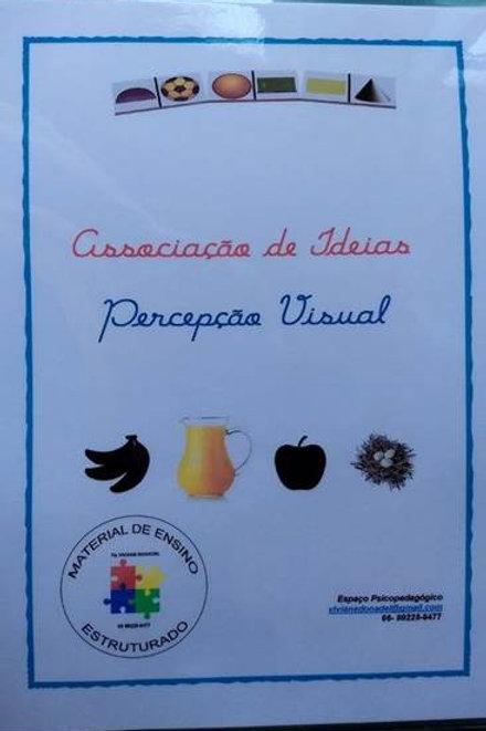 Associação de Ideias e Percepção Visual