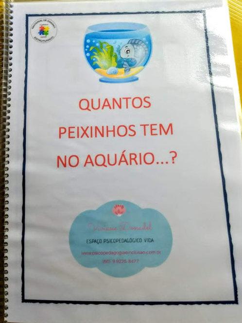 Quantos peixinhos tem no Aquário?