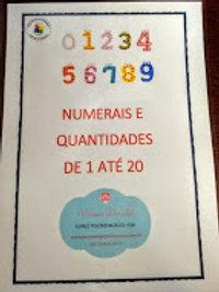 Numerais e Quantidades (1 a 20)