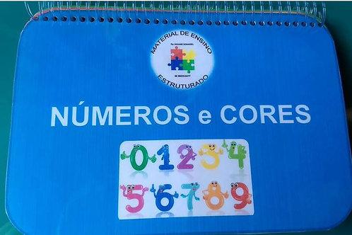 Meus Números - Números e Cores