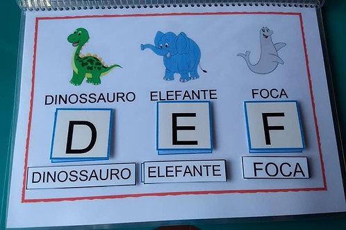 Promoção (Construção Silábica + Meu Alfabeto)