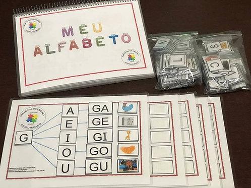 PROMO: Meu Alfabeto + Construção Silábica