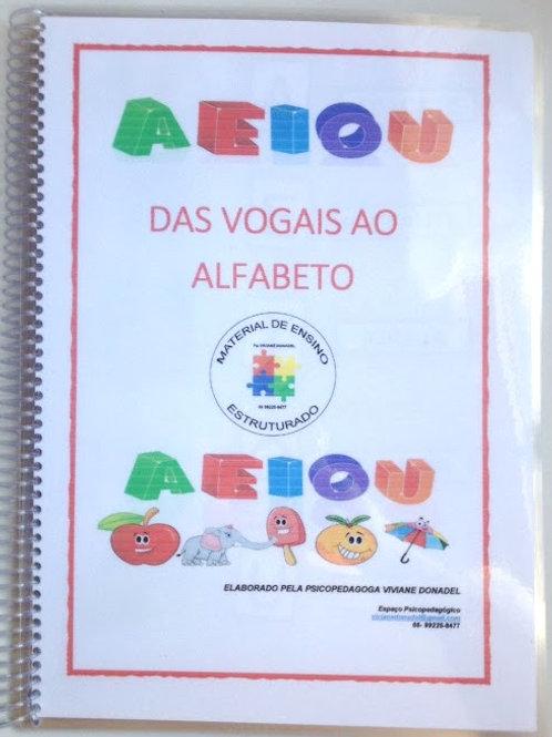 PROMOÇÃO : Das Vogais ao Alfabeto + Lugares que Eu Vou