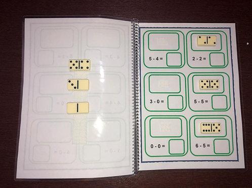Diminuindo com dominó